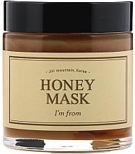 Düfte, Parfümerie und Kosmetik Nährende und feuchtigkeitsspendende Gesichtsmaske mit Honig - I'm From Honey Mask