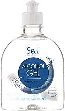 Düfte, Parfümerie und Kosmetik Feuchtigkeitsspendendes Desinfektionsmittel für Hände - Seal Cosmetics Alcohol Gel Hand Sanitizer