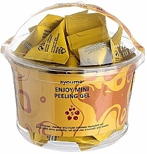 Düfte, Parfümerie und Kosmetik Gel-Peeling für das Gesicht - Ayoume Enjoy Mini Peeling Gel