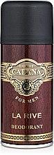Düfte, Parfümerie und Kosmetik La Rive Cabana - Deospray