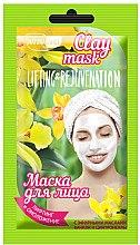 Düfte, Parfümerie und Kosmetik Pflegende und regenerierende Gesichtsmaske mit Tonerde - Artkolor