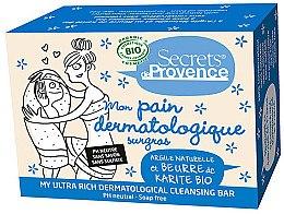 Düfte, Parfümerie und Kosmetik Körperseife für Kinder - Secrets De Provence My Ultra Rich Dermatological Cleansing Bar
