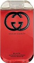 Düfte, Parfümerie und Kosmetik Gucci Guilty Black Pour Femme - Duschgel
