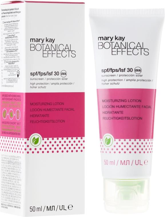 Feuchtigkeitsspendende Gesichtslotion LSF 30 - Mary Kay Botanical Effects Lotion — Bild N1