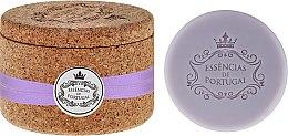Düfte, Parfümerie und Kosmetik Naturseifen Lavender in Schmuck-Box - Essencias De Portugal Cork Jewel-Keeper Lavender Tradition Collection