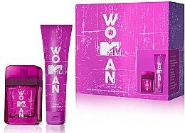 Düfte, Parfümerie und Kosmetik MTV Perfumes MTV Woman - Duftset (Eau de Toilette 50ml + Körperlotion 100ml)