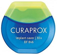 Düfte, Parfümerie und Kosmetik Zahnseide zur Implantatpflege - Curaprox DF 846 Implant-Saver