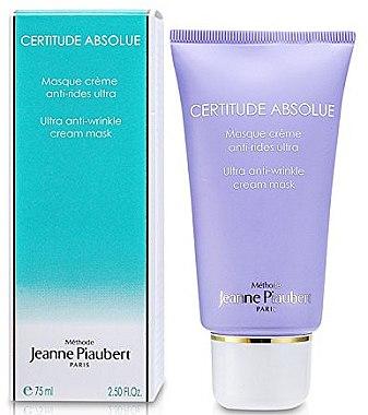 Anti-Falten Gesichtscreme-Maske - Methode Jeanne Piaubert Certitude Absolue Ultra Anti-Wrinkle Cream Mask — Bild N1
