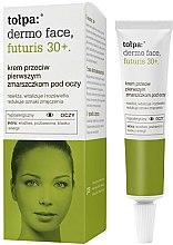 Düfte, Parfümerie und Kosmetik Augenkonturcreme - Tolpa Dermo Face Futuris 30+ Eye Cream