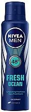 Düfte, Parfümerie und Kosmetik Deospray Antitranspirant - Nivea MEN Deodorant Spray