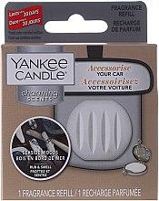 Düfte, Parfümerie und Kosmetik Duftstein für Autoduftanhänger - Yankee Candle Seaside Woods Charming Scents (Refill)