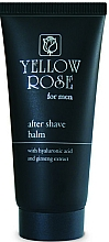 Düfte, Parfümerie und Kosmetik After Shave Balsam - Yellow Rose For Men After Shave Balm
