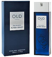 Alyssa Ashley Oud Pour Lui - Eau de Parfum — Bild N3