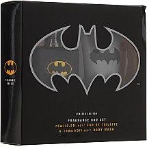 Düfte, Parfümerie und Kosmetik DC Comics Batman - Duftset (Eau de Toilette 75ml + Duschgel 150ml)