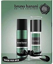 Düfte, Parfümerie und Kosmetik Bruno Bananii Made For Men - Duftset (Deospray/75+ Deodorant/150ml)