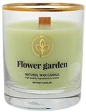 Düfte, Parfümerie und Kosmetik Duftkerze Flower Garden - Artman Organic Candle Flower Garden Arrivals Collection