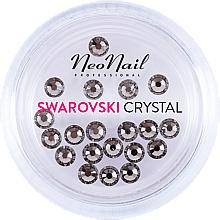 Düfte, Parfümerie und Kosmetik Nageldesign-Zirkoniasteine 20 St. - NeoNail Professional Swarovski Crystal SS10