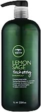 Shampoo für mehr Volumen - Paul Mitchell Tea Tree Lemon Sage Thickening Shampoo — Bild N2