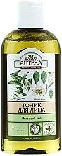 Düfte, Parfümerie und Kosmetik Gesichtstonikum mit Extrakt aus grünem Tee und Teebaumöl - Green Pharmacy