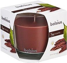 Duftkerze im Glas Agarbaum - Bolsius True Scents Candle 95x95 mm — Bild N1