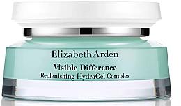 Düfte, Parfümerie und Kosmetik Erfrischende ölfreie Gel für das Gesicht - Elizabeth Arden Visible Difference Hydragel Complex