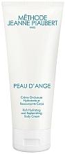 Düfte, Parfümerie und Kosmetik Feuchtigkeitsspendende und revitalisierende Körpercreme - Methode Jeanne Piaubert Peau d'Ange Body Cream