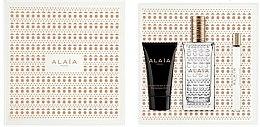 Düfte, Parfümerie und Kosmetik Alaia Paris Eau de Parfum Blanche - Duftset (Eau de Parfum 100ml + Körperlotion 50ml + Eau de Parfum (mini) 10ml)
