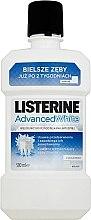 Düfte, Parfümerie und Kosmetik Mundwasser - Listerine Advanced White Clean Mint