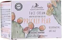 Düfte, Parfümerie und Kosmetik Regenerierende Anti-Aging Gesichtscreme mit Kaktusfeigenkernöl - Florinda Fico D'Inda Regenerate Anti Age Cream