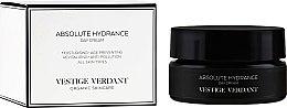 Düfte, Parfümerie und Kosmetik Feuchtigkeitsspendende und glättende Tagescreme - Vestige Verdant Absolute Hydrance Day Cream