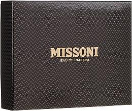 Düfte, Parfümerie und Kosmetik Missoni Parfum Pour Homme - Duftset (Eau de Parfum 50ml + Duschgel 50ml + After Shave Balsam 50ml)