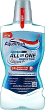 Düfte, Parfümerie und Kosmetik Mundwasser - Aquafresh All In One Protection