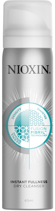 Trockenes Shampoo - Nioxin Dry Shampoo — Bild N2