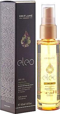 Regenerierendes Haaröl - Oriflame Eleo Hair Oil — Bild N1