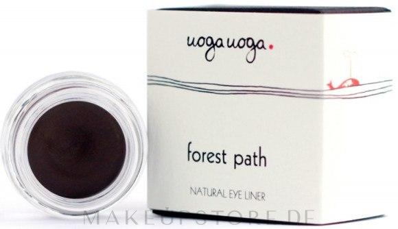 Natürlicher Eyeliner - Uoga Uoga Natural Eye Liner — Bild 792 - Forest Path