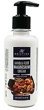 Düfte, Parfümerie und Kosmetik Hand- und Fußcreme mit Magnesium - Hristina Cosmetics Hand & Foot Cream With Magnesium