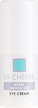 Düfte, Parfümerie und Kosmetik Glättende Augencreme - La Chevre Epiderme Eye Contour Cream