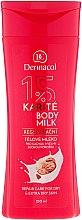 Düfte, Parfümerie und Kosmetik Regenerierende Körpermilch mit Sheabutter für trockene Haut - Dermacol Regenerating Body Milk