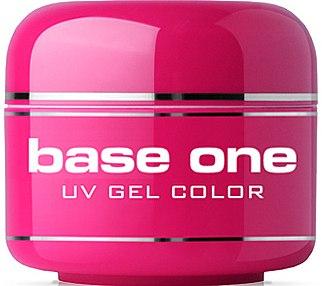 Gel Nagellack Neon - Silcare Base One UV Gel Color Neon — Bild N1