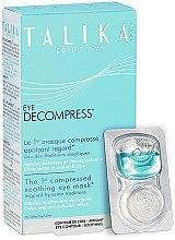 Düfte, Parfümerie und Kosmetik Beruhigende Augenmaske - Talika Eye Decompress Mask