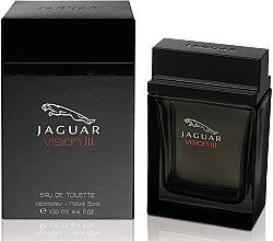 Jaguar Vision III - Eau de Toilette — Bild N1