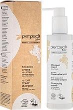 Düfte, Parfümerie und Kosmetik Pierpaoli Baby Care Cream Shampoo - Creme-Shampoo für Babys Keine Tränen mehr