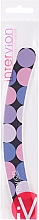 Düfte, Parfümerie und Kosmetik Nagelfeile Banane 180/240 violett - Inter-Vion