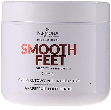 Fußpeeling mit Grapefruit - Farmona Exotic Pedicure  — Bild N3