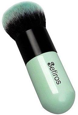 Make-up Pinsel - Sefiros Kabuki Brush Pastell — Bild N1