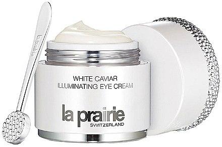 Festigende Creme für eine strahlende Augenpartie - La Prairie White Caviar Illuminating Eye Cream — Bild N2