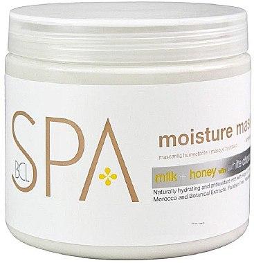 Feuchtigkeitsspendende Körpermaske mit Milch und Honig - BCL Spa Milk Honey Moisture Mask — Bild N1