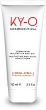 Düfte, Parfümerie und Kosmetik Anti-Aging Handcreme - Ky-O Cosmeceutical Multiactive Anti-Aging Hand Cream