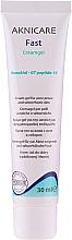 Creme-Gel für zur Akne neigende und seborrhöische Haut - Synchroline Aknicare Fast Cream Gel — Bild N1