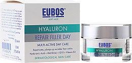 Düfte, Parfümerie und Kosmetik Multiactive Tagescreme mit Hyaluronsäure - Eubos Med Anti Age Hyaluron Repair Filler Day Cream
